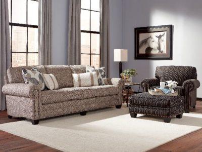 235 fabric sofa