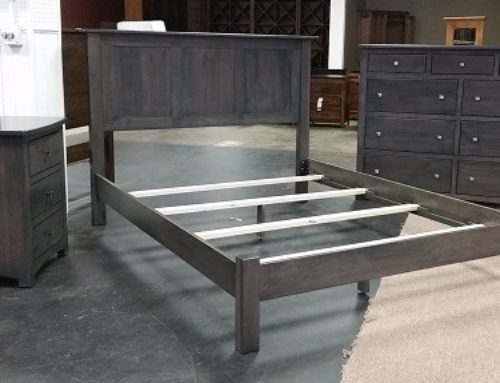 Arch Shaker Bedroom Set